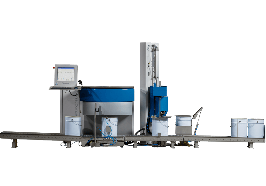GSE Colorsat Compact modular high speed ink dispensing system