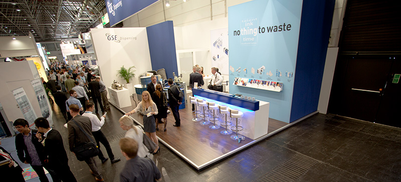 GSE at Labelexpo Europe