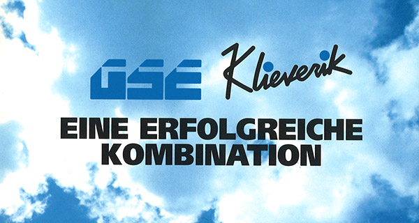 Integration of GSE and Klieverik
