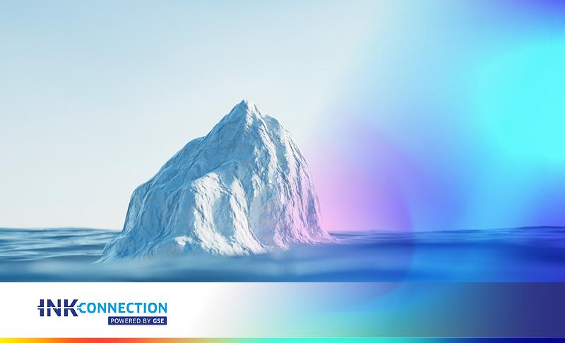 Cost Iceberg of Ink