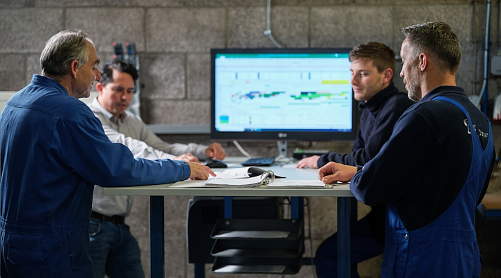 GSE project management: smooth, fast installations for multiple and single-site operations